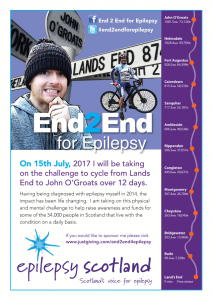 Epilepsy Scotland Challenge
