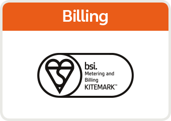 BSI Metering and Billing KITEMARK Accreditation