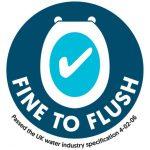 fight against fatbergs - fine to flush