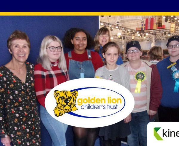 Golden Lion Children's Trust