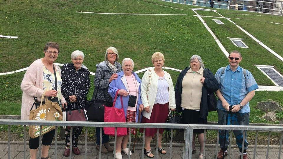 The Sandale Trust Old People's Friendship Group